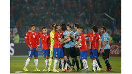 Chile apelará la sanción a Jara para que pueda jugar una hipotética final
