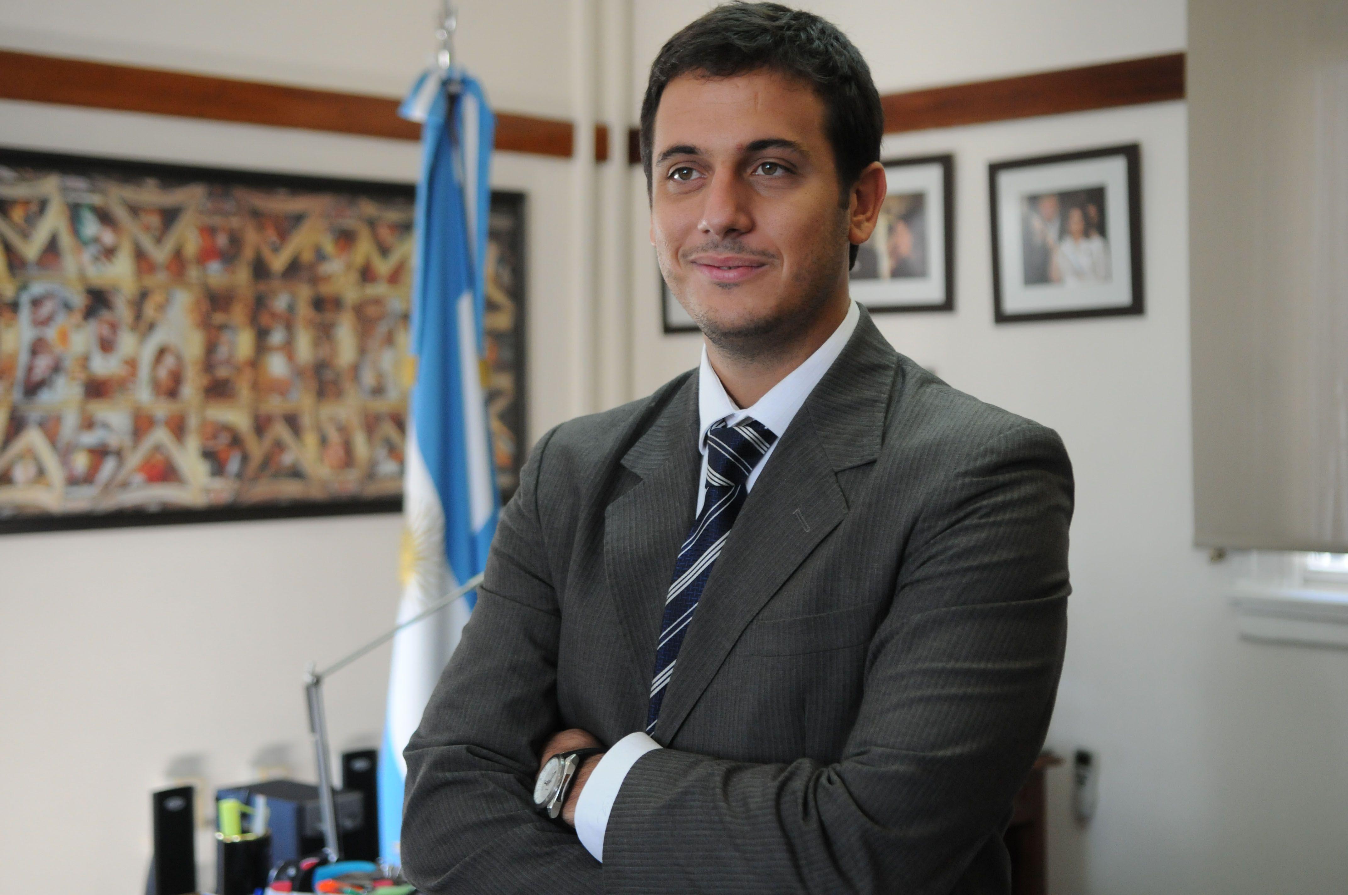 Julián Alvarez dijo que es un disparate que Bonadio lo citara por la causa de los cuadernos