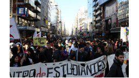 Estudiantes porteños marcharán este viernes contra la nueva secundaria