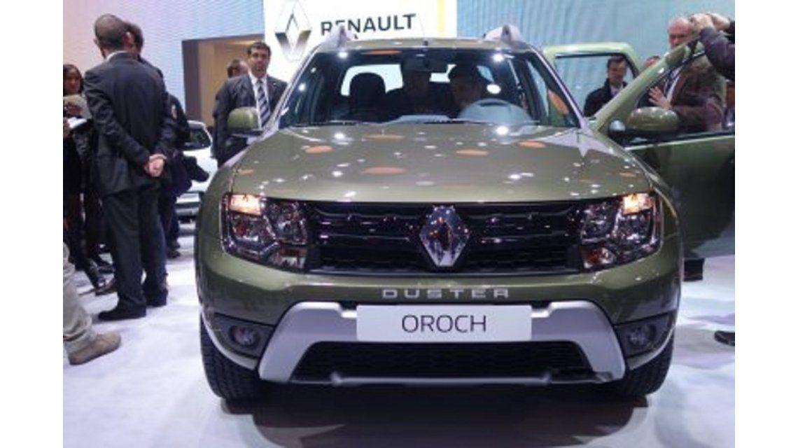 Con novedades a nivel mundial, Renault se presenta en el Salón del Automóvil