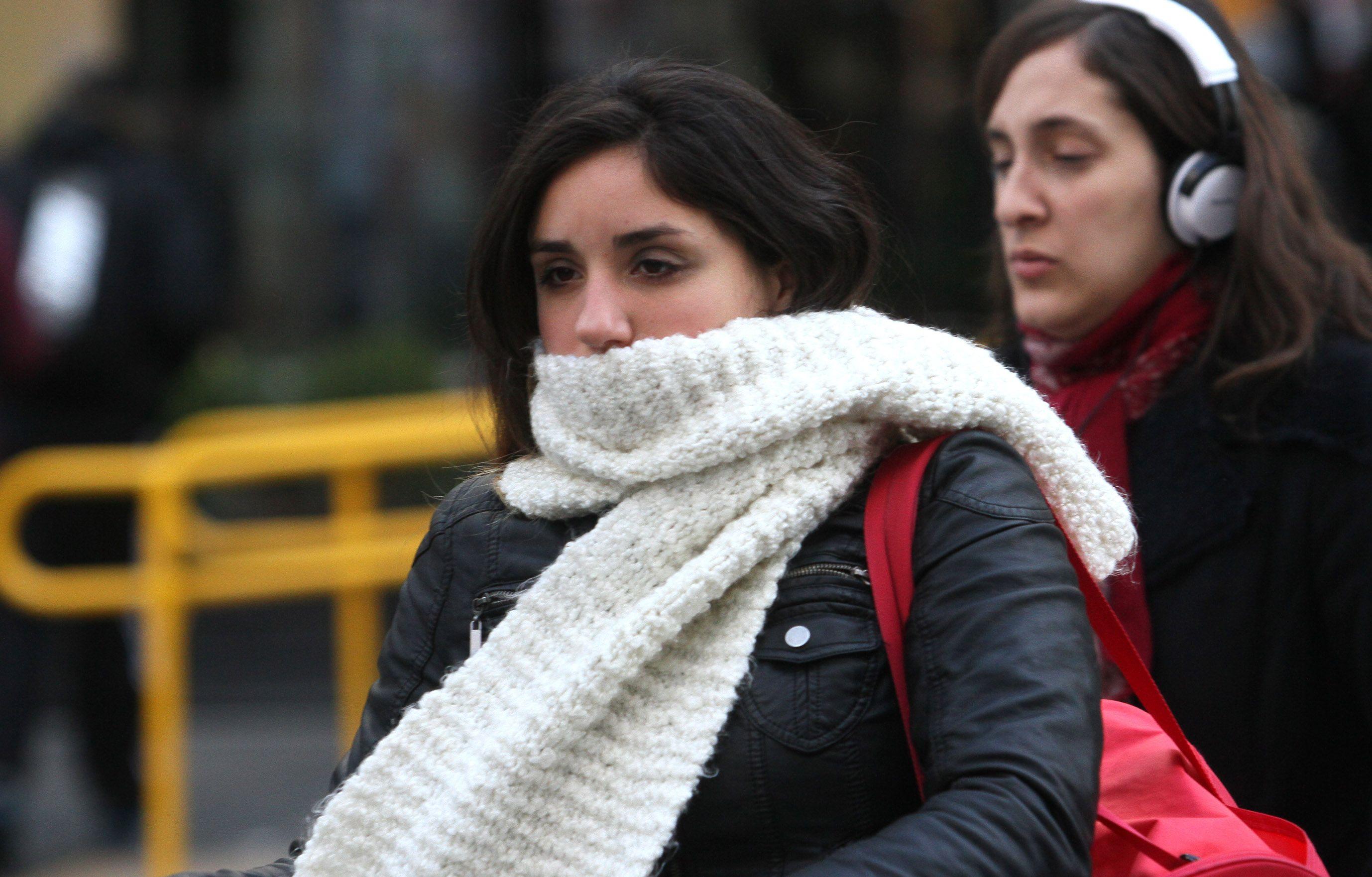 Lluvia, frío y viento en Buenos Aires: ¿cuándo llega la ola polar?