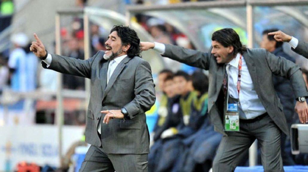 Mancuso dijo que Messi se deprime y Maradona lo atacó por las redes sociales