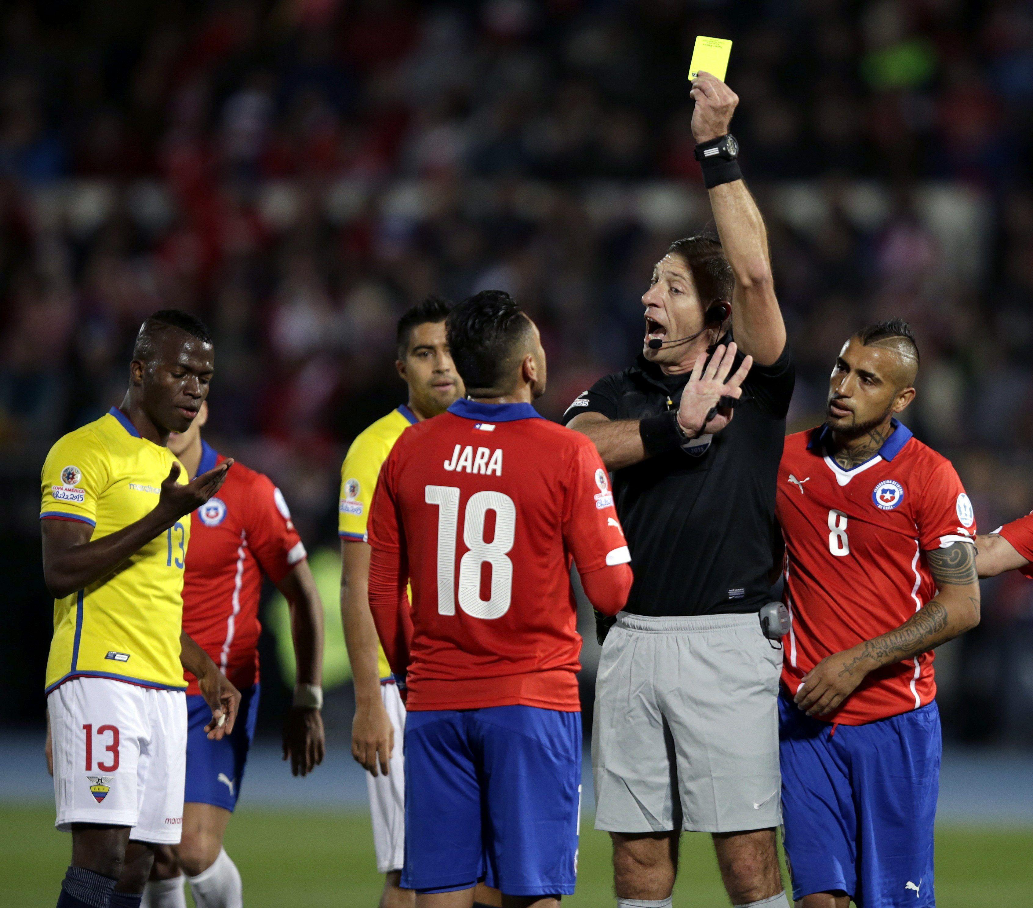 Lo que la Selección no pudo: Néstor Pitana estará en la Copa Confederaciones