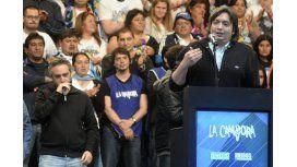 Máximo Kirchner lanzará en Río Gallegos su candidatura a diputado