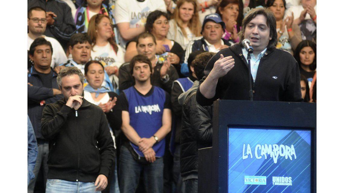 Una encuesta le da Máximo Kirchner una intención de voto del 28% en el Conurbano