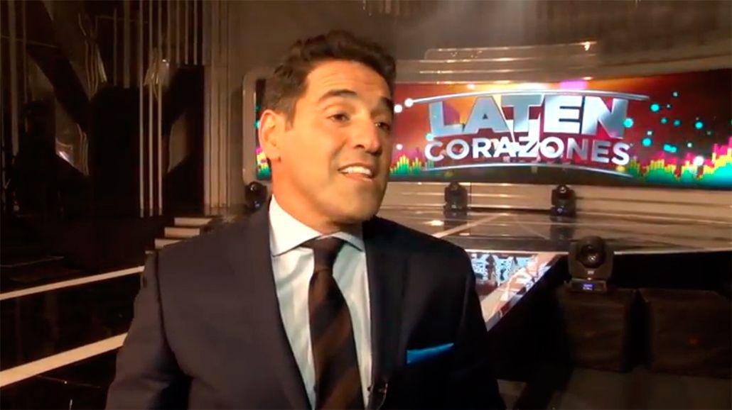 Esta noche, Mariano Iúdica regresa a la pantalla chica con Laten argentinos
