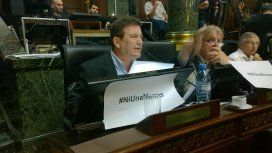 La Legislatura porteña trata dos proyectos contra la violencia de género