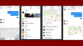 Facebook renovó cómo enviar tu ubicación en Messenger