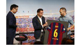 Escuchá el emotivo discurso que hizo llorar a una figura del Barcelona