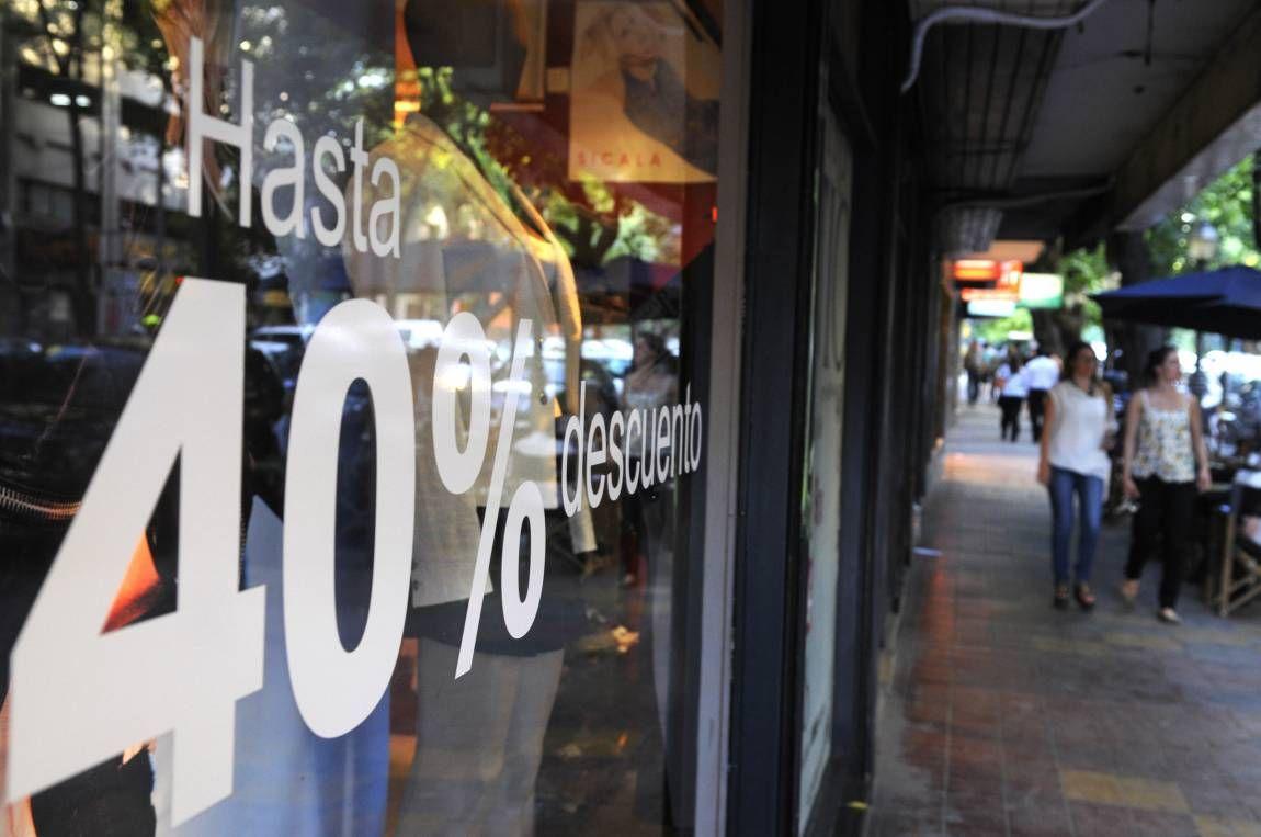 Las ventas minoristas cayeron 4,5 por ciento en febrero