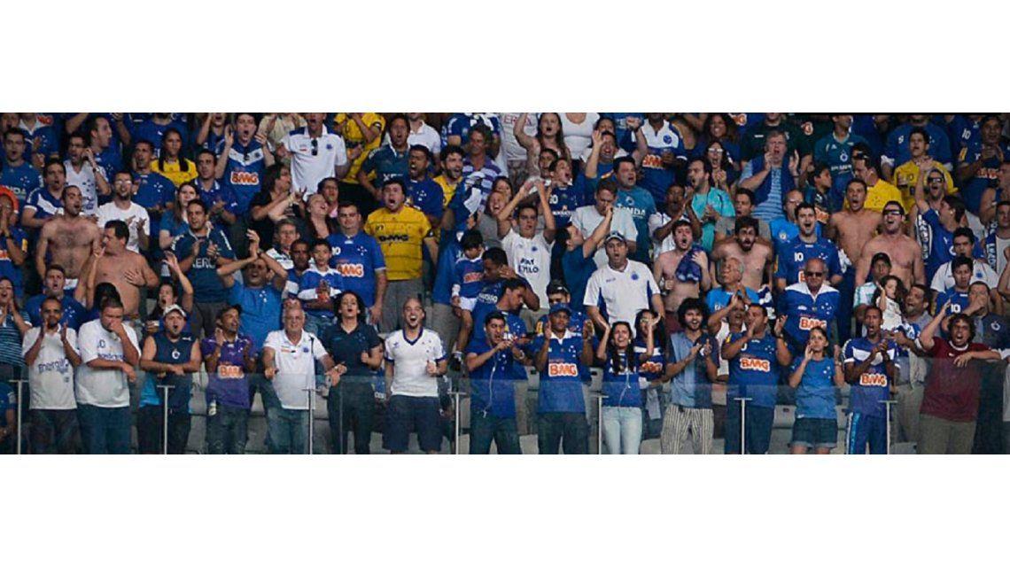 River tendrá que revertir la serie con Cruzeiro ante un clima más que hostil