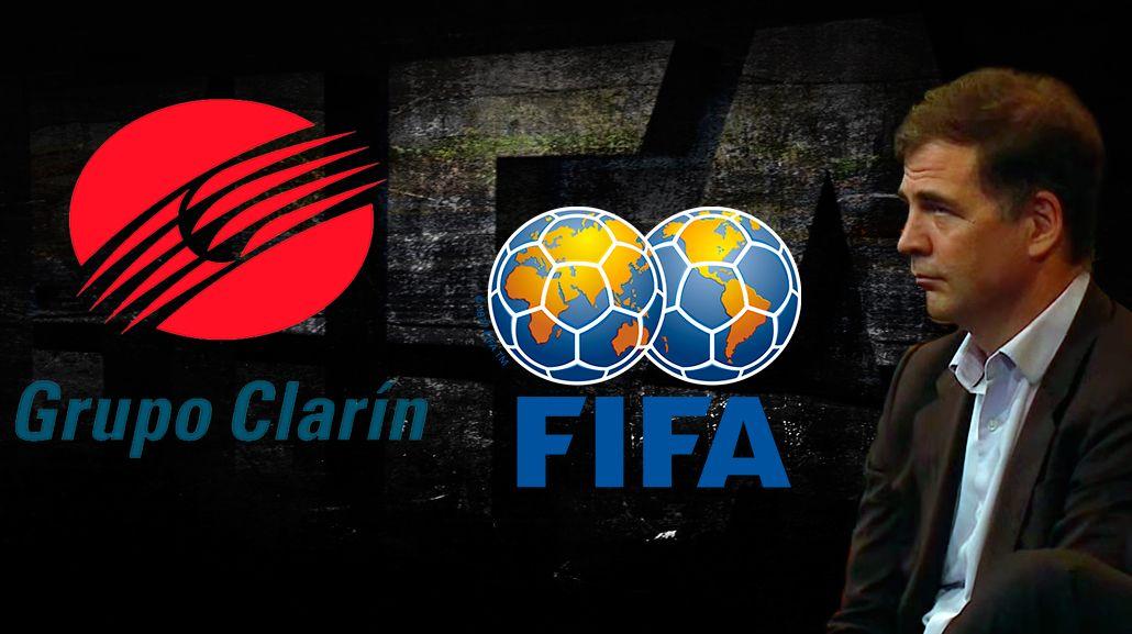 Cuál es la acusación contra el hombre de Clarín en el fútbol