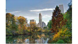 ¿Inseguridad en el Central Park?