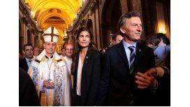 Macri va al Tedeum en la Catedral y luego ofrecerá un locro en Olivos