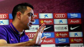 Xavi, emblema del Barcelona, anunció que se va a jugar a Qatar