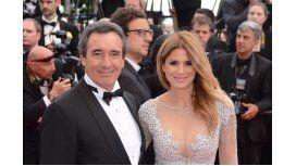 Una vez más, Flavia Palmiero deslumbró en el Festival de Cannes