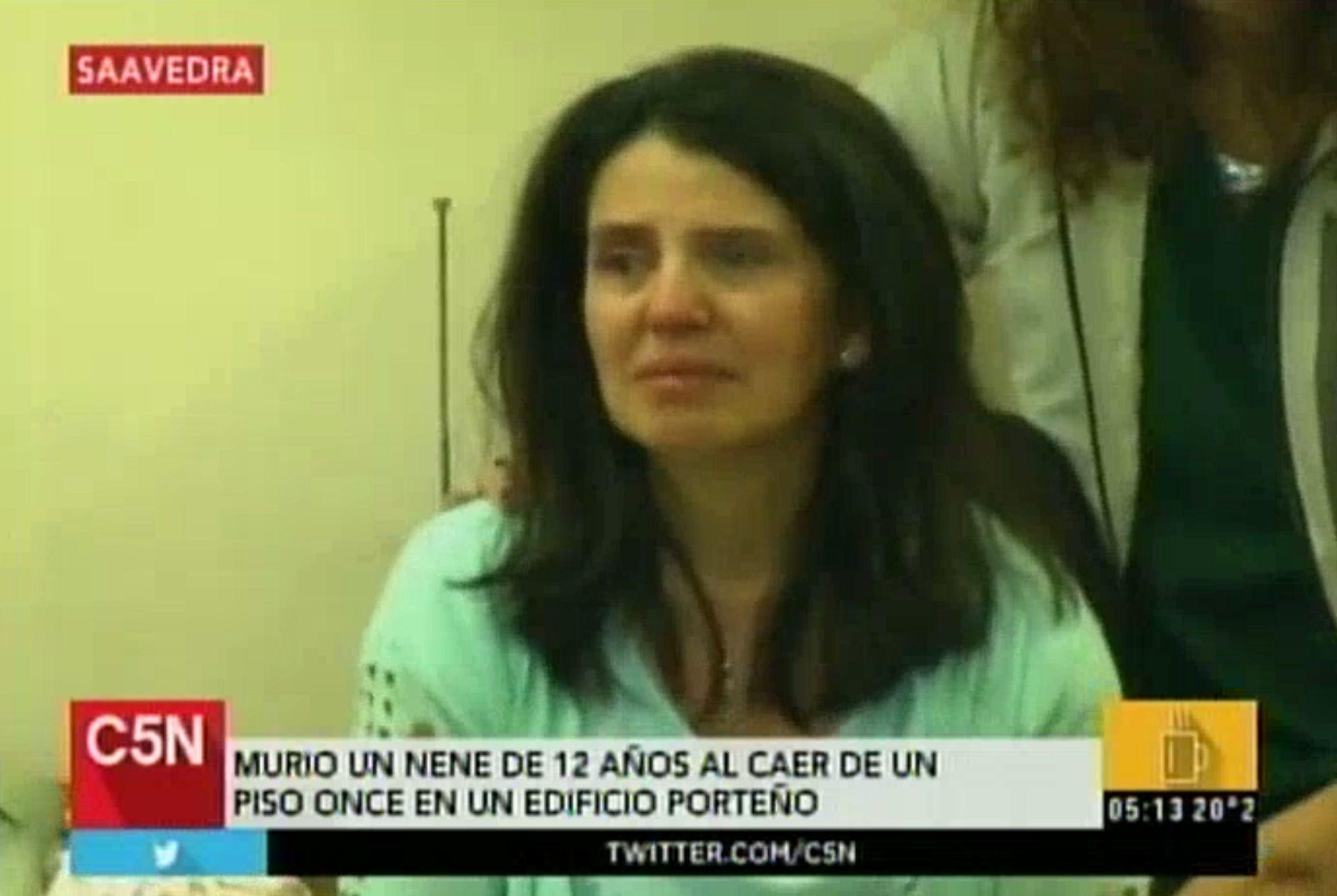 El chico que cayó de un piso once en Saavedra habría sido víctima de bullying