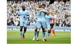 Imparable: el City venció al Watford y se escapa en la cima