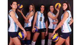 Conocé a Las Panteras, la Selección argentina de voley femenino