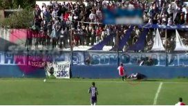 Último adiós al jugador Emanuel Ortega