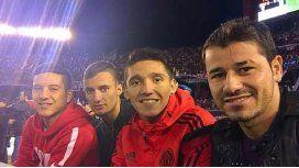 ¿Por qué Mora está en la lista de River de la Libertadores y Driussi no?