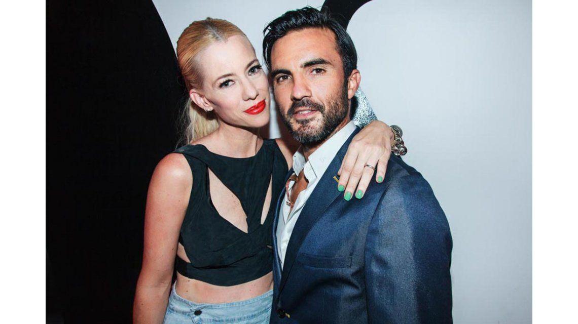 Nicole Neumann y Fabián Cubero, juntos en una ficción de Telefé