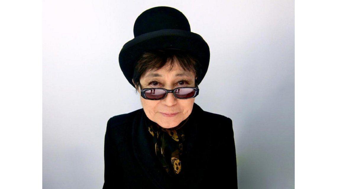 Yoko Ono convoca a mujeres para su muestra en el MALBA