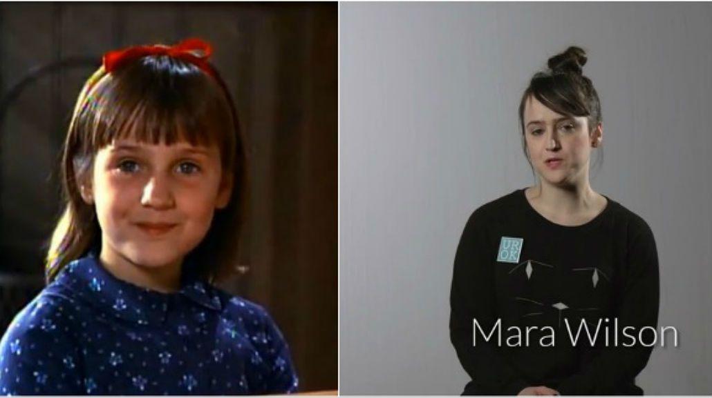 Matilda es bisexual