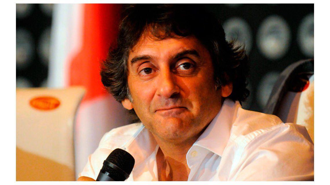 Francescoli se sincera: La Copa Argentina es muy importante para nosotros