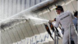 Fórmula 1: Rosberg se quedó con el Gran Premio de España