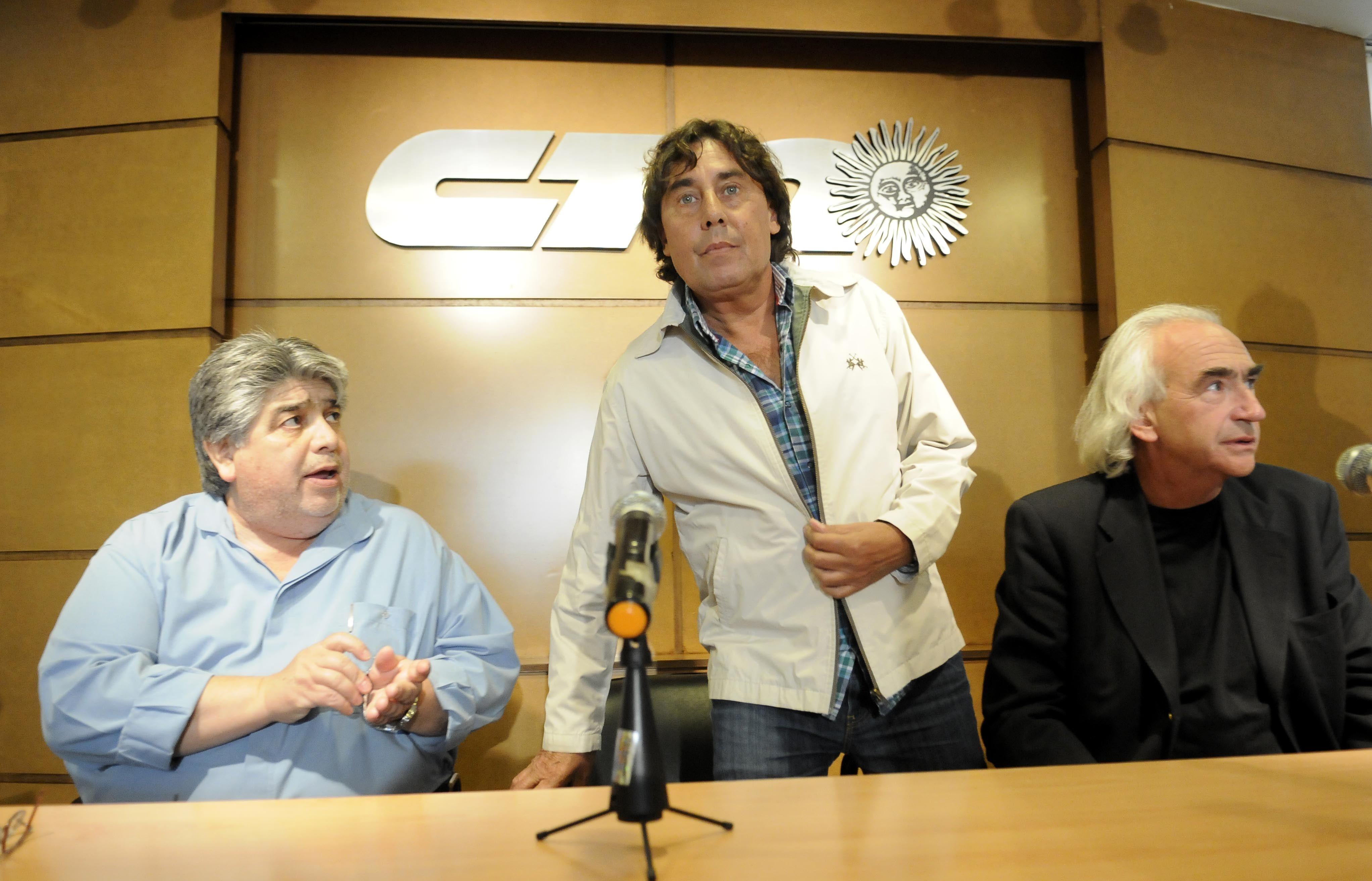 La CTA de Micheli, preocupada por el protocolo antipiquetes de Macri