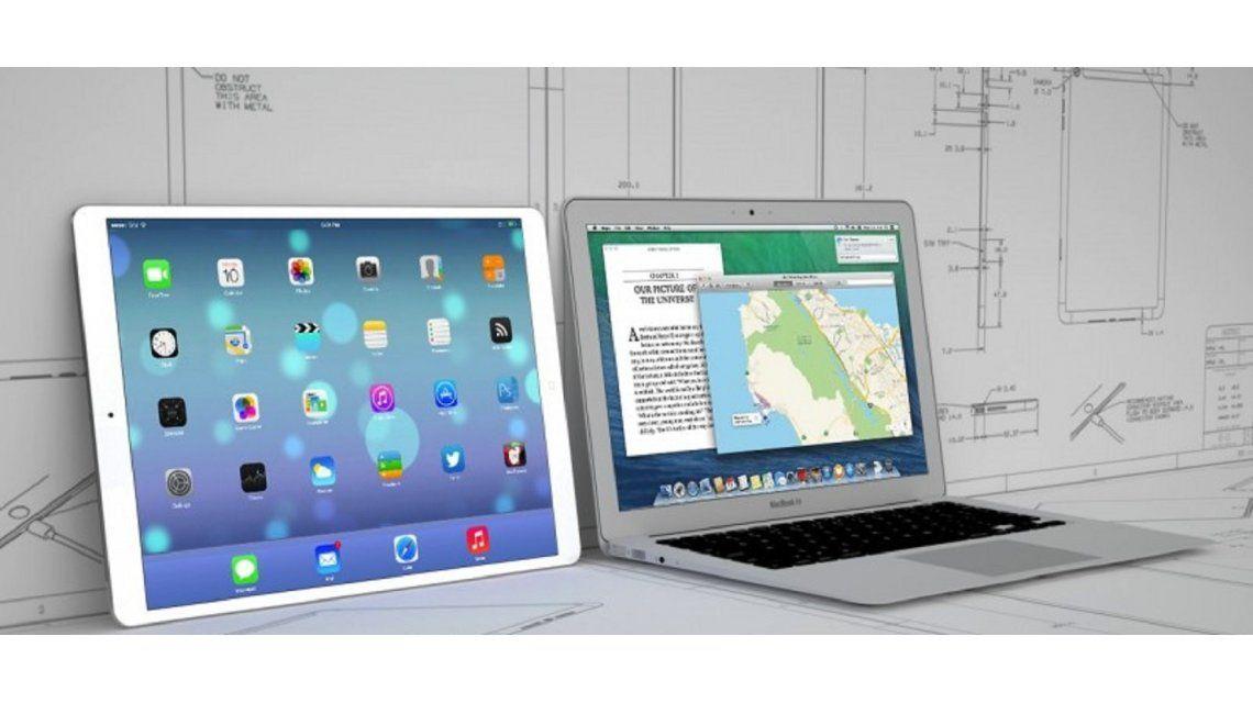 iPad Pro: ¿Se viene una tablet de 12 pulgadas?