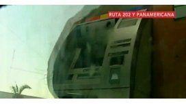 Robaron $500 mil de un cajero automático