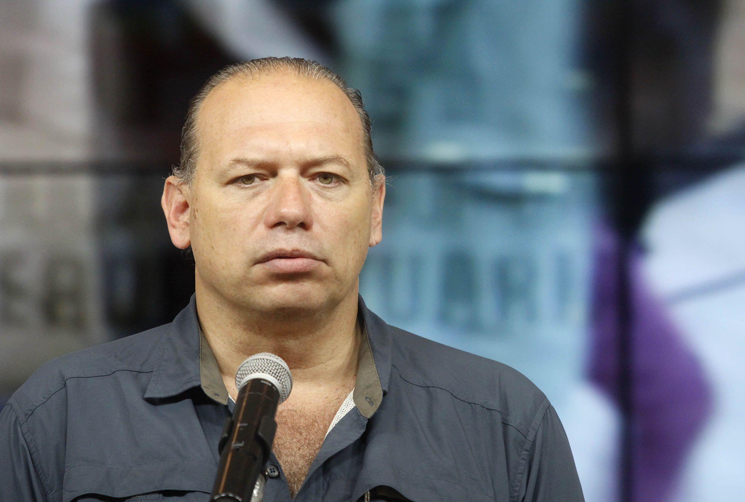 Sergio Berni se mostró dispuesto a aportar su experiencia al Gobierno