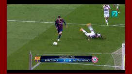 Después de ser humillado por Messi, Boateng tiene su propia canción