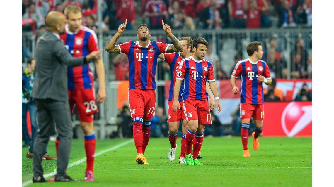 El Bayern aplastó al Porto y se metió en semis