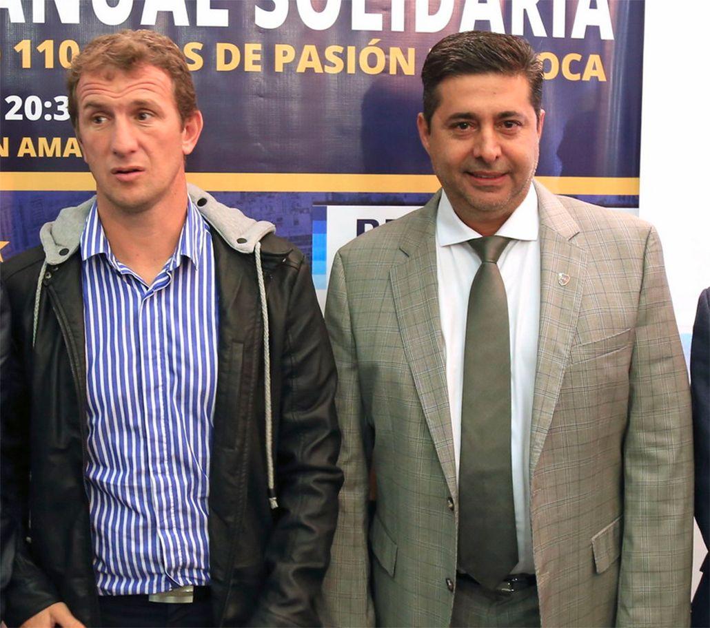 Angelici le pidió la renuncia a Arruabarrena pero aceptó darle una nueva oportunidad