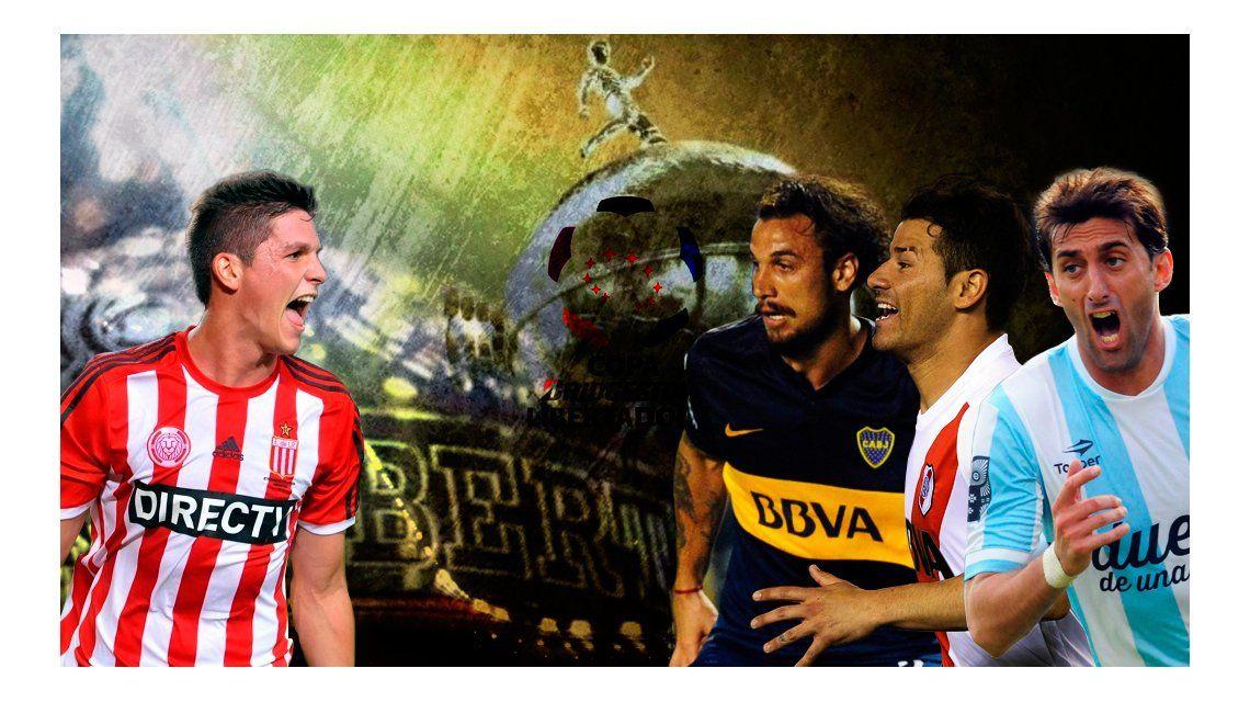Por primera vez en la historia, podría haber final argentina en la Libertadores