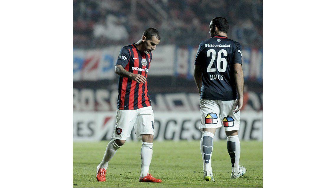 San Lorenzo no estuvo a la altura y quedó eliminado de la Libertadores