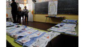 PASO bonaerense: la Justicia acordó con los partidos repartir 50 boletas