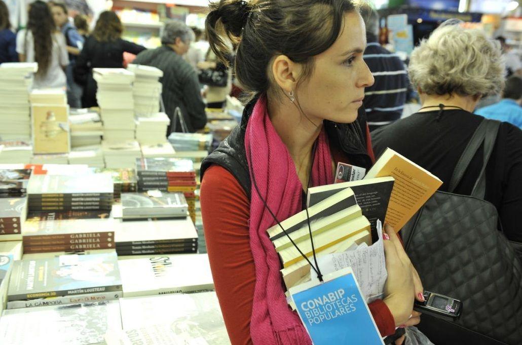 Se podrá comprar en 12 cuotas sin interés durante la Feria del Libro