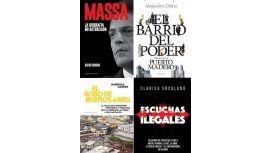 Cuatro libros periodísticos para leer antes de las elecciones primarias