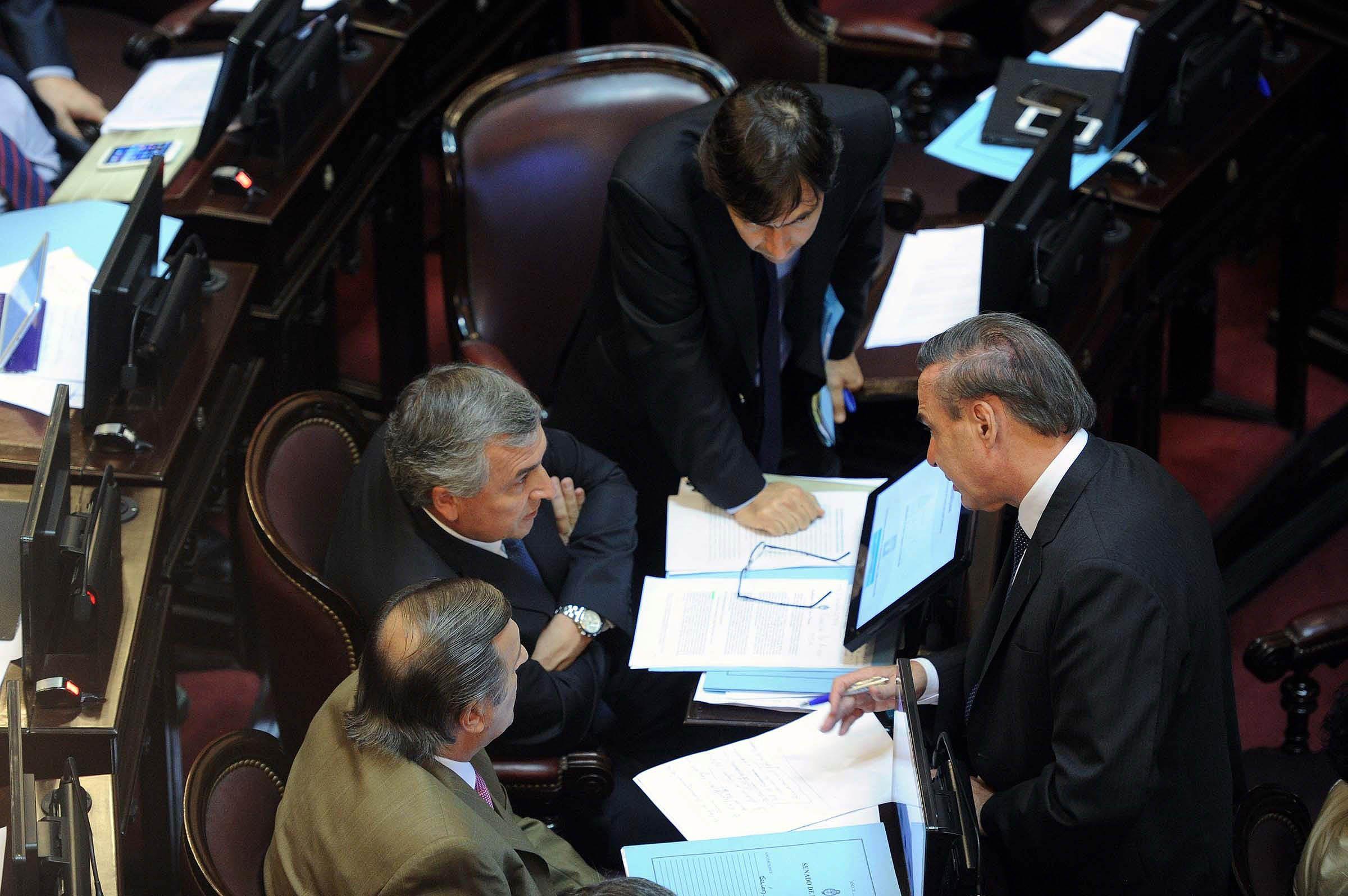 El Senado aprobó la estatización de los ferrocarriles
