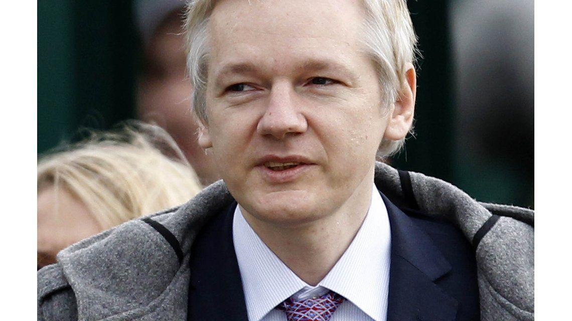 Para la ONU, Assange sufrió una detención arbitraria en Londres