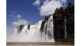 Las Cataratas celebraron su cuarto aniversario como Maravilla del Mundo