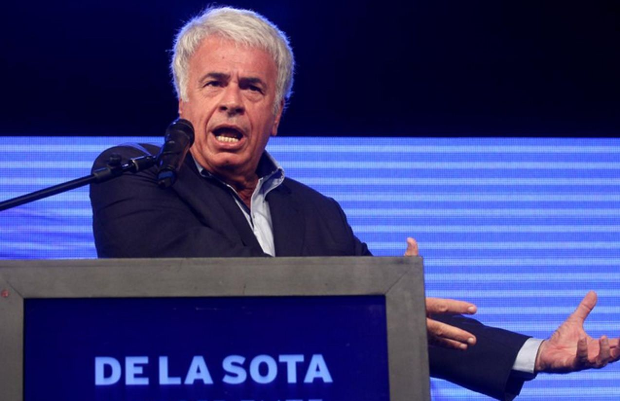 Murió el ex gobernador De la Sota en un accidente de tránsito