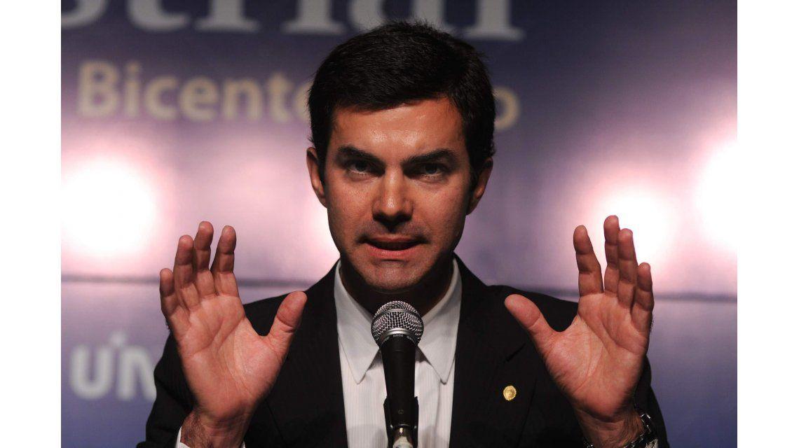 Urtubey explicó en la Legislatura porteña la experiencia de Salta con la Boleta Única Electrónica