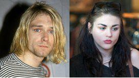 La hija de Kurt Cobain dice que no le gusta Nirvana: prefiere Oasis