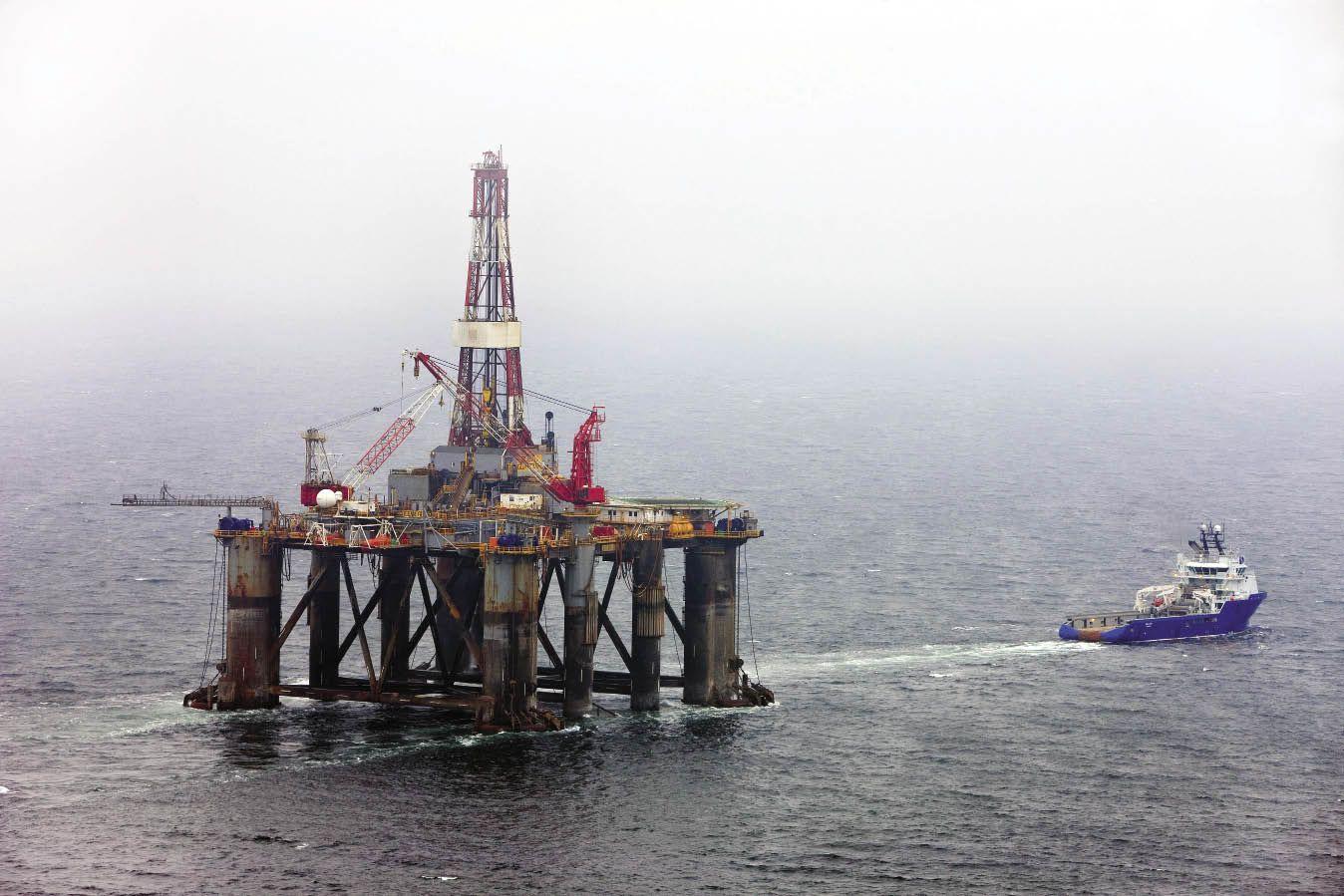 El gobierno presentó una denuncia a empresas que buscan petróleo en Malvinas
