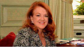 Alicia Castro denunció que el Gobierno no hace nada frente a la militarización de Malvinas